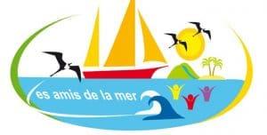 logo: les amis dela mer